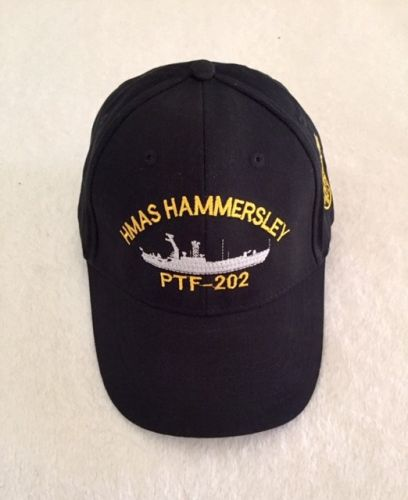 HMAS Hammersley Ball Cap (Sea Patrol )
